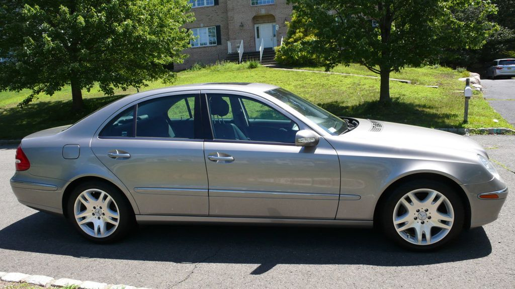 2003 Mercedes-Benz E-Class E500 4dr Sedan 5.0L - 15318086 - 2