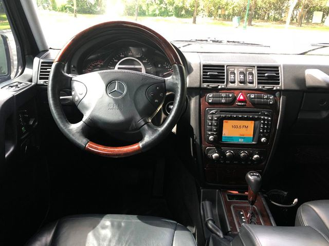 2003 Mercedes-Benz  4dr 4WD 5.5L AMG - Click to see full-size photo viewer