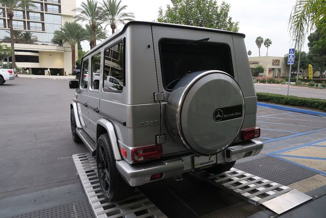 2003 Mercedes-Benz G-Class G500 4dr 4WD 5.0L - Click to see full-size photo viewer