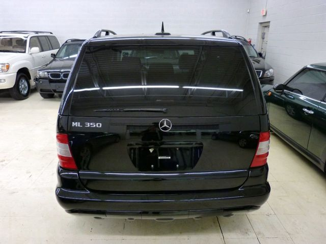 2003 Mercedes-Benz M-Class JUST SERVICED 4 NEW TIRES - Click to see full-size photo viewer