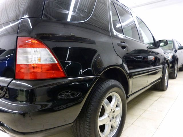 2003 Mercedes-Benz M-Class ML350 4dr AWD 3.5L - Click to see full-size photo viewer