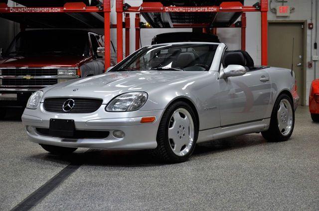2003 Mercedes-Benz SLK
