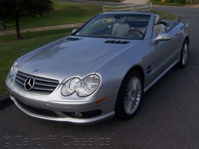2003 used mercedes benz sl class sl500 at cardiff classics for 2003 mercedes benz sl class