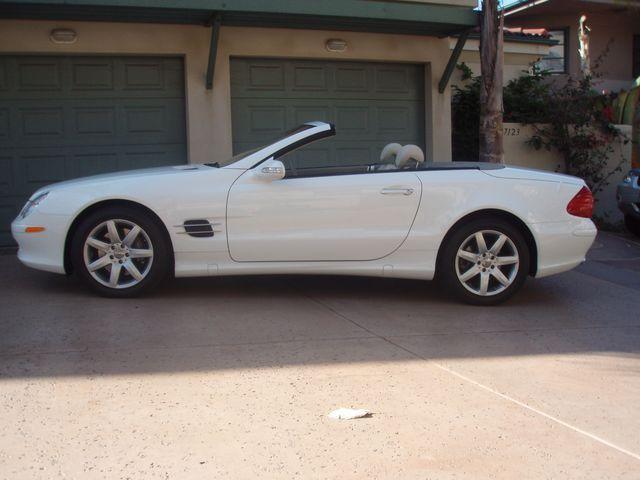 2003 Used Mercedes Benz SL Class SL500 At Sports Car Company, Inc. Serving  La Jolla, IID 1443957