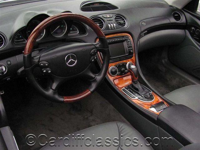 2003 Mercedes Benz SL Class SL500 2dr Roadster 5.0L   Click To See