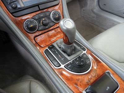 2003 Mercedes-Benz SL-Class SL500 2dr Roadster 5.0L - Click to see full-size photo viewer
