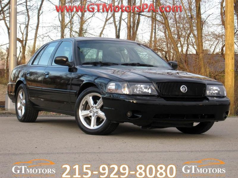2003 Mercury Marauder 4dr Sedan - 19932162 - 0