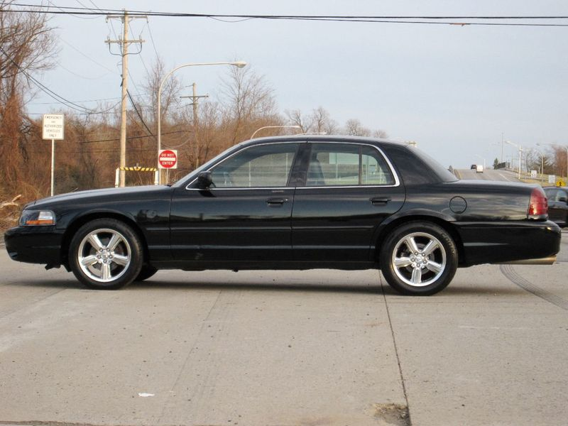 2003 Mercury Marauder 4dr Sedan - 19932162 - 9