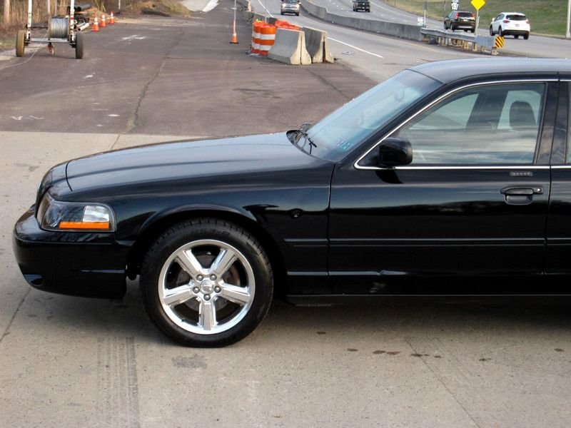 2003 Mercury Marauder 4dr Sedan - 19932162 - 10