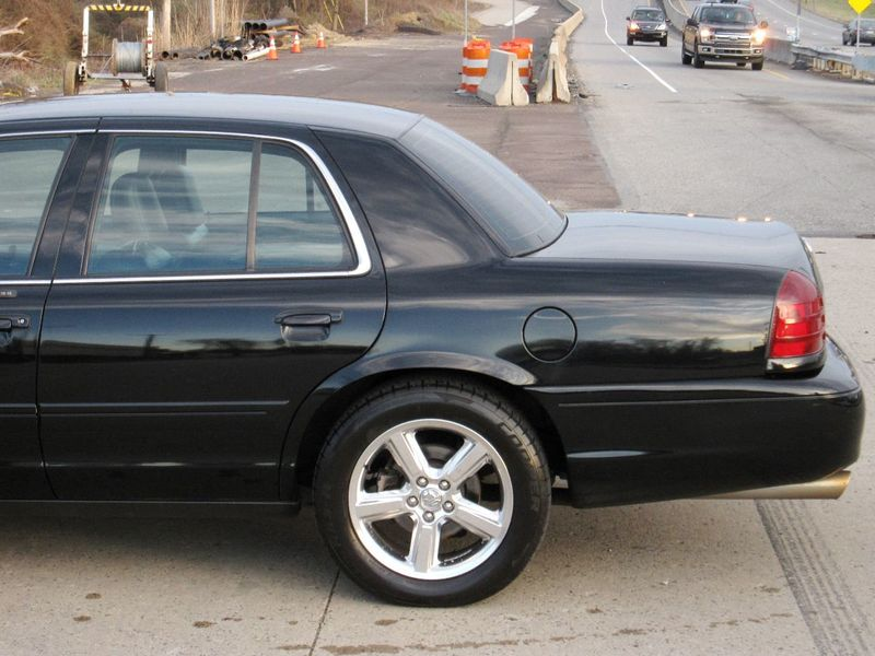 2003 Mercury Marauder 4dr Sedan - 19932162 - 11