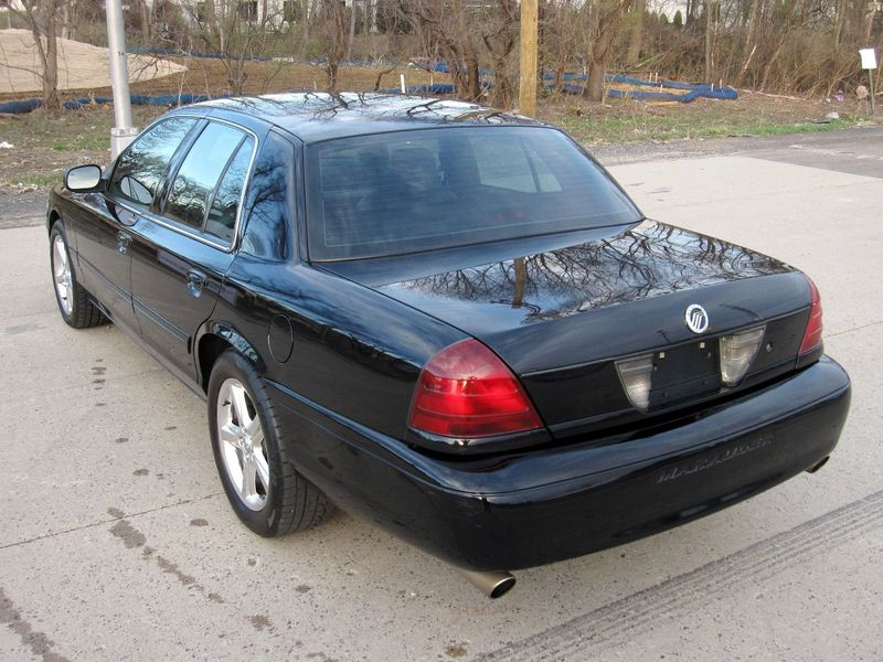 2003 Mercury Marauder 4dr Sedan - 19932162 - 13