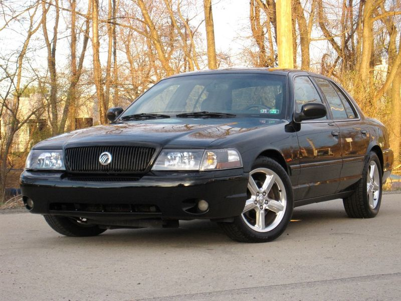 2003 Mercury Marauder 4dr Sedan - 19932162 - 2