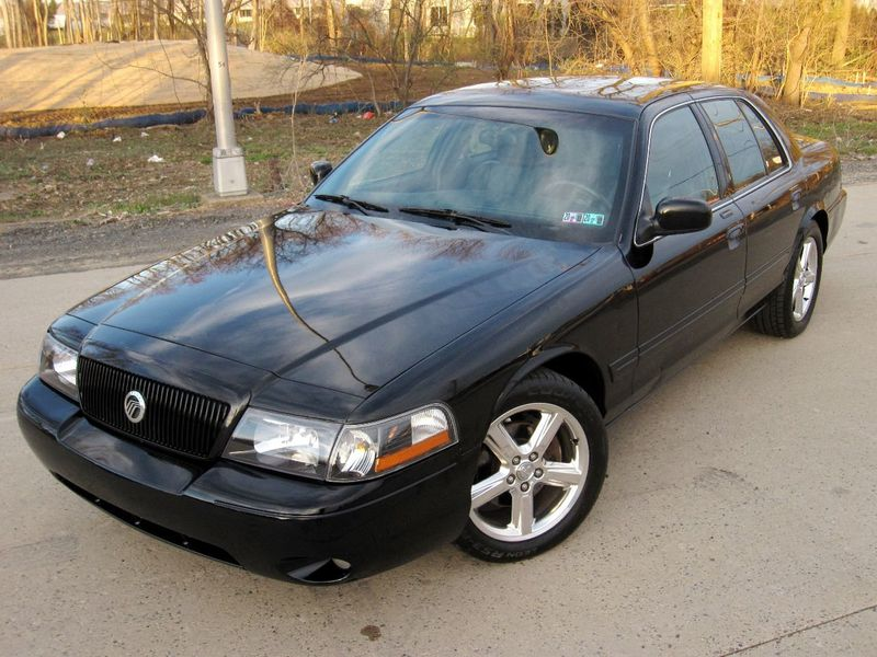 2003 Mercury Marauder 4dr Sedan - 19932162 - 3