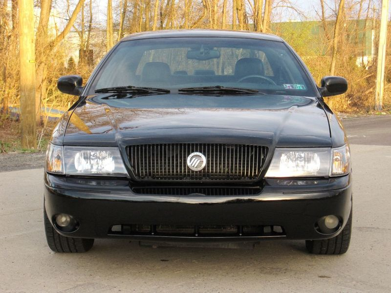 2003 Mercury Marauder 4dr Sedan - 19932162 - 4