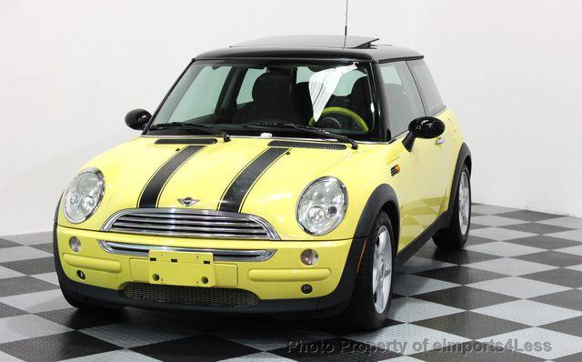 2003 Mini Cooper Hardtop Hatchback Sport Premium 15866750 0