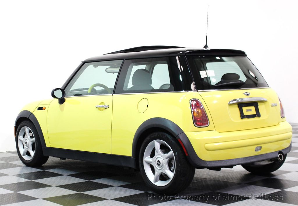 2003 used mini cooper hardtop cooper hatchback sport. Black Bedroom Furniture Sets. Home Design Ideas