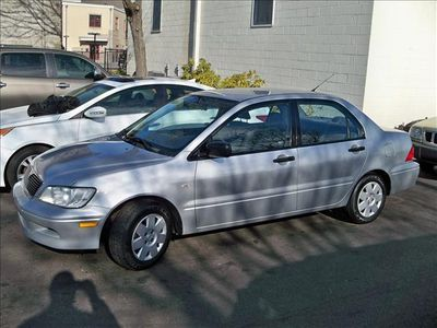 2003 Mitsubishi Lancer ES - Click to see full-size photo viewer
