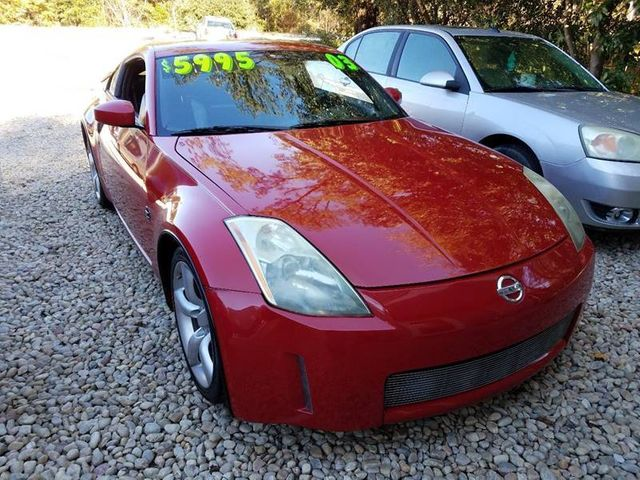 2003 nissan 350z 2dr coupe enthusiast automatic trans coupe for