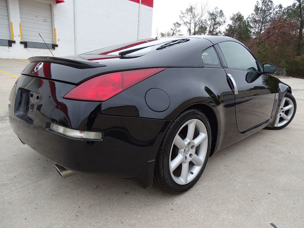 2003 used nissan 350z 2dr coupe touring manual trans at one and only motors serving doraville. Black Bedroom Furniture Sets. Home Design Ideas