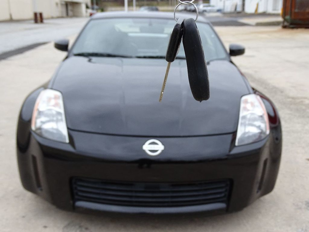 2003 Used Nissan 350z 2dr Coupe Touring Manual Trans At One And Only Am Hid Kit Wiring Diagram 15850817 34