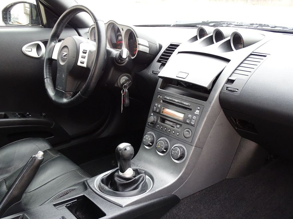 2003 used nissan 350z 2dr coupe touring manual trans at. Black Bedroom Furniture Sets. Home Design Ideas