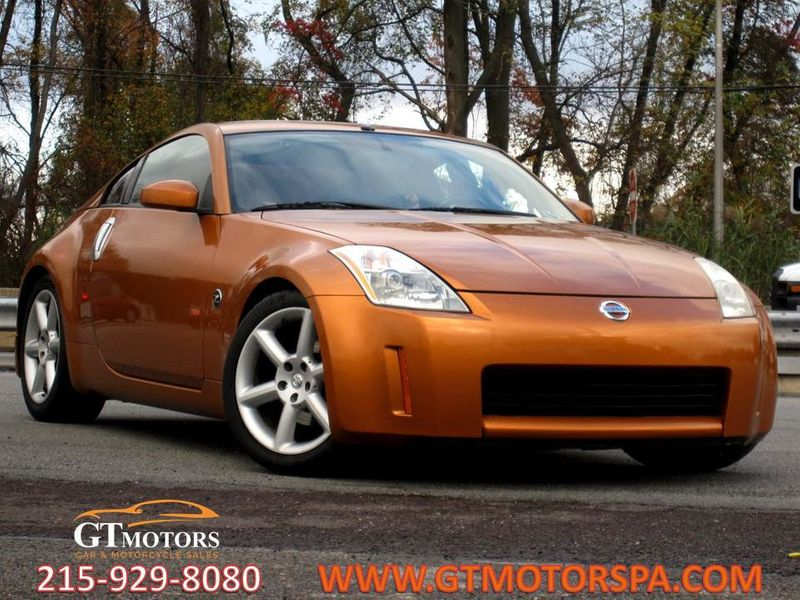 2003 Nissan 350Z 2dr Coupe Touring Manual Trans - 19500479 - 0