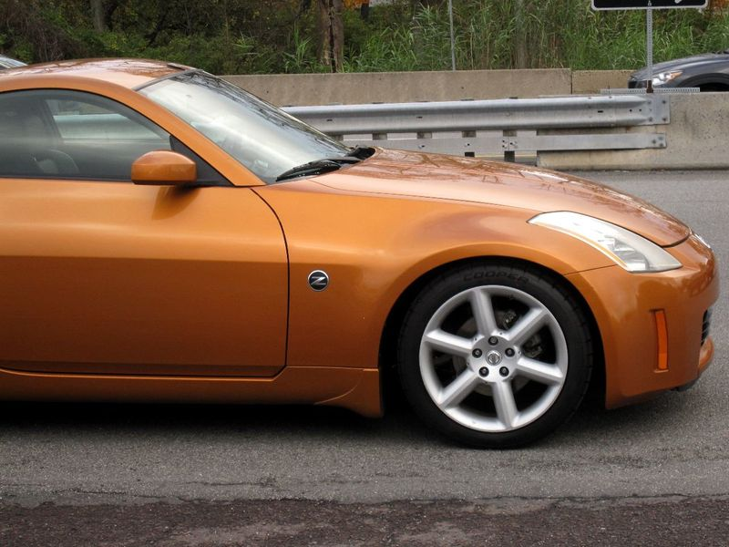 2003 Nissan 350Z 2dr Coupe Touring Manual Trans - 19500479 - 10