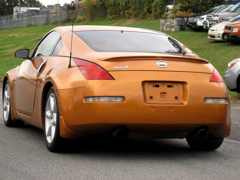 2003 Nissan 350Z 2dr Coupe Touring Manual Trans - 19500479 - 12