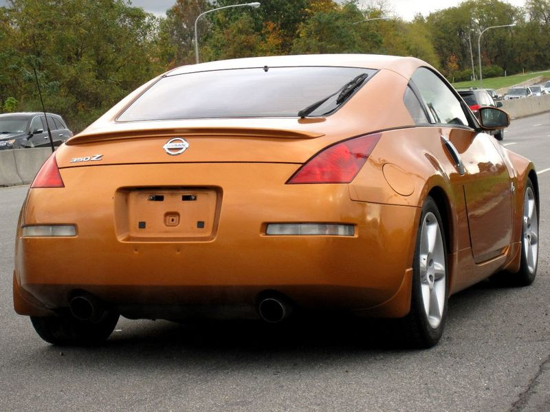 2003 Nissan 350Z 2dr Coupe Touring Manual Trans - 19500479 - 13
