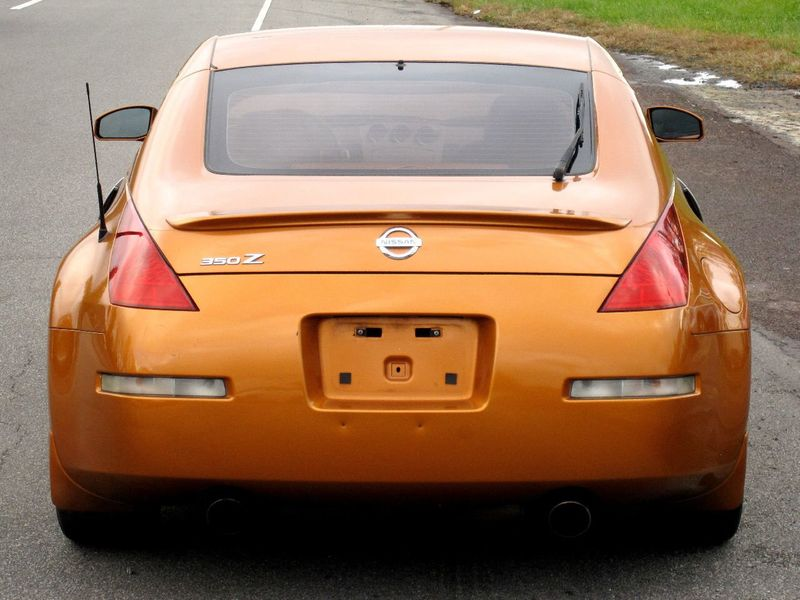 2003 Nissan 350Z 2dr Coupe Touring Manual Trans - 19500479 - 14