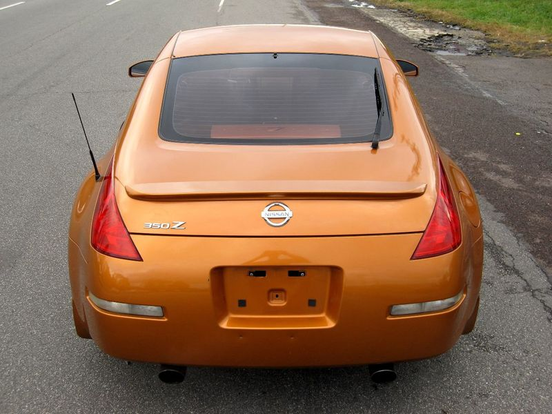 2003 Nissan 350Z 2dr Coupe Touring Manual Trans - 19500479 - 15