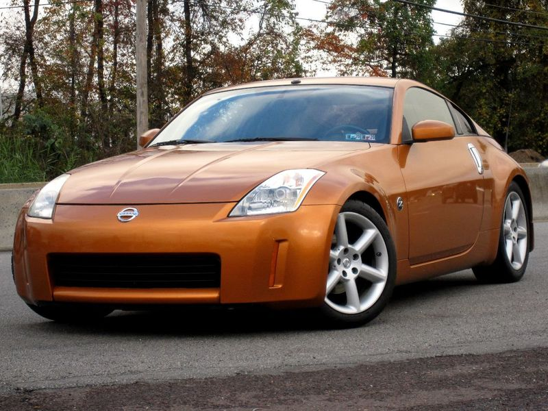 2003 Nissan 350Z 2dr Coupe Touring Manual Trans - 19500479 - 2