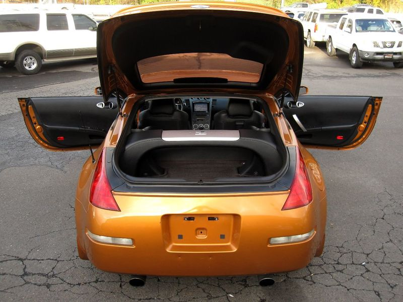 2003 Nissan 350Z 2dr Coupe Touring Manual Trans - 19500479 - 29