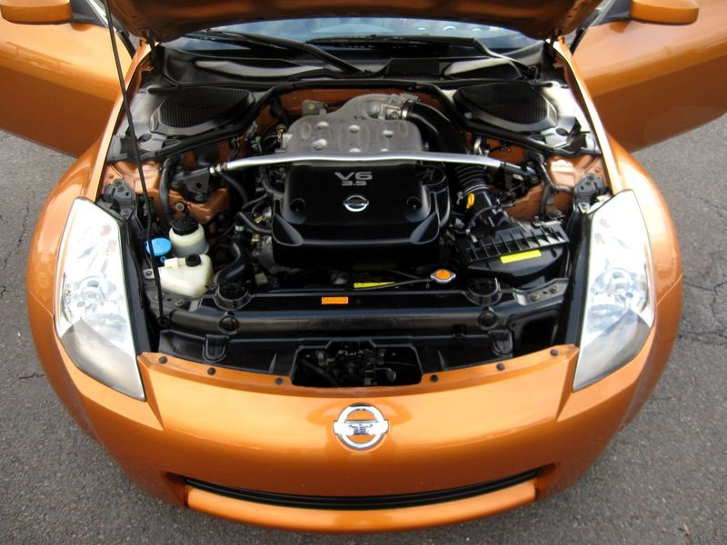 2003 Nissan 350Z 2dr Coupe Touring Manual Trans - 19500479 - 32