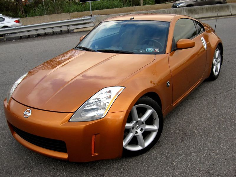 2003 Nissan 350Z 2dr Coupe Touring Manual Trans - 19500479 - 3
