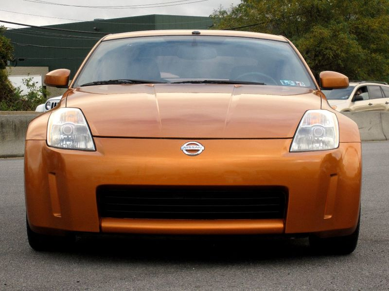 2003 Nissan 350Z 2dr Coupe Touring Manual Trans - 19500479 - 4