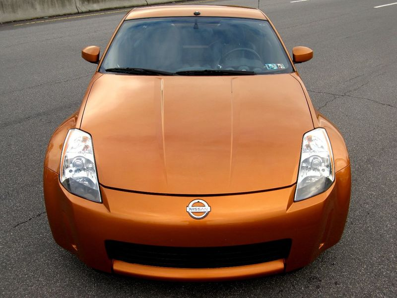 2003 Nissan 350Z 2dr Coupe Touring Manual Trans - 19500479 - 5