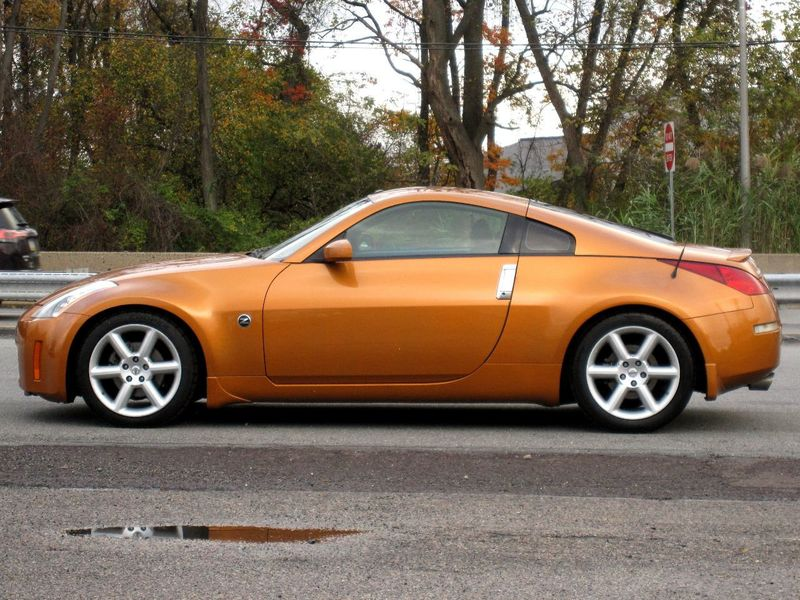 2003 Nissan 350Z 2dr Coupe Touring Manual Trans - 19500479 - 6
