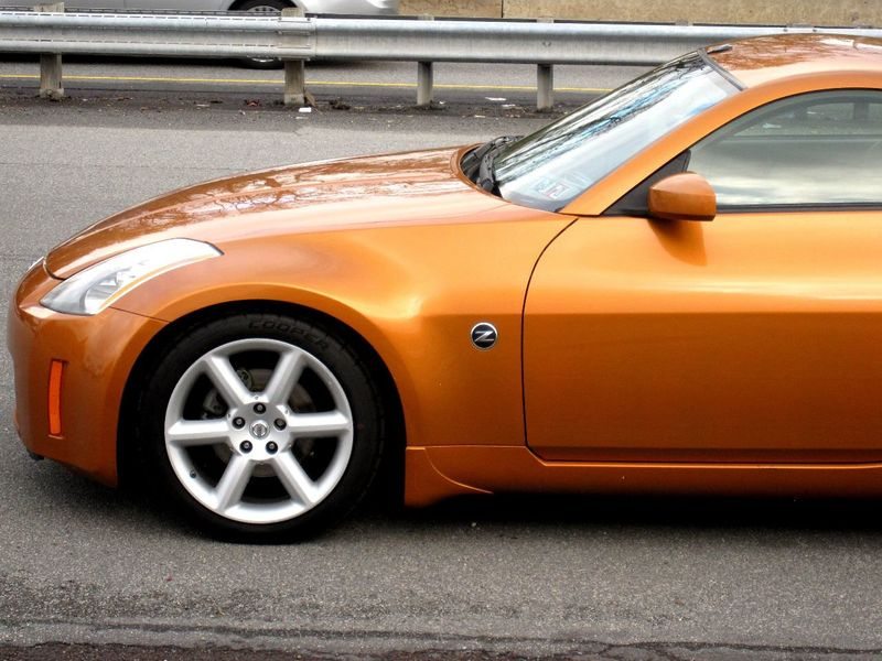 2003 Nissan 350Z 2dr Coupe Touring Manual Trans - 19500479 - 7