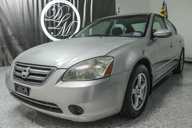 2003 used nissan altima 4dr sedan s automatic at dip's luxury