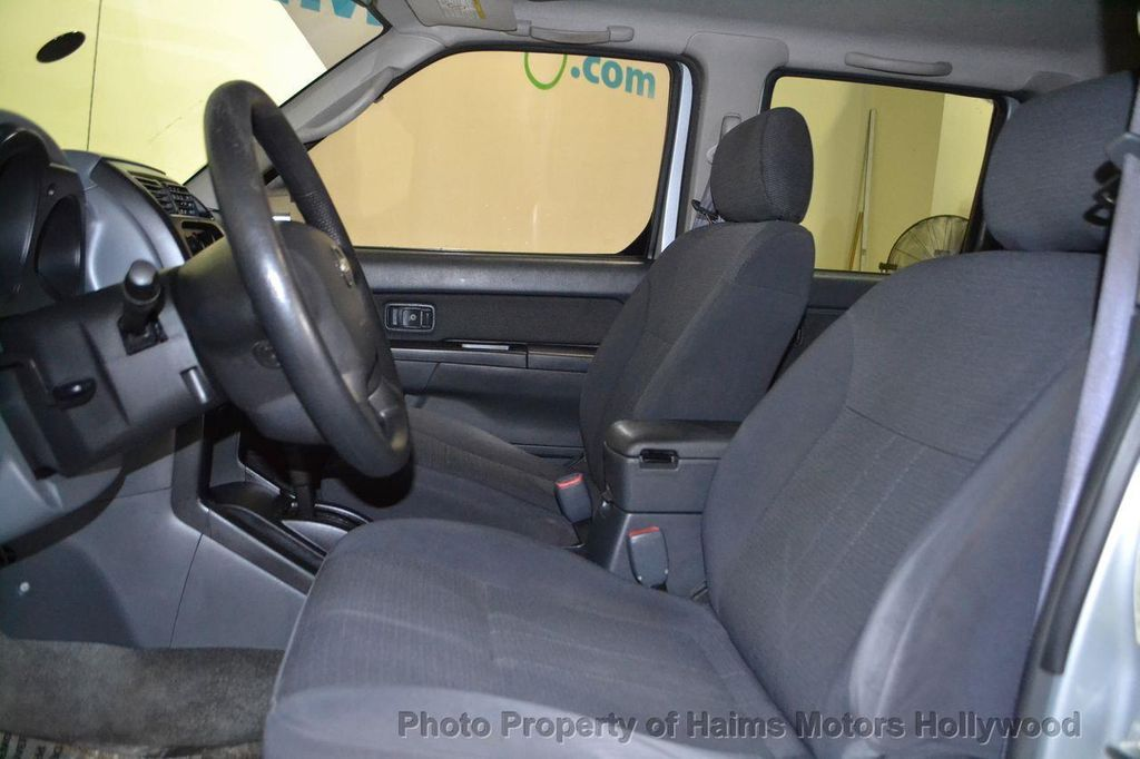 2003 Nissan Frontier 2WD SE Crew Cab V6 Automatic Long Bed   13039823   12