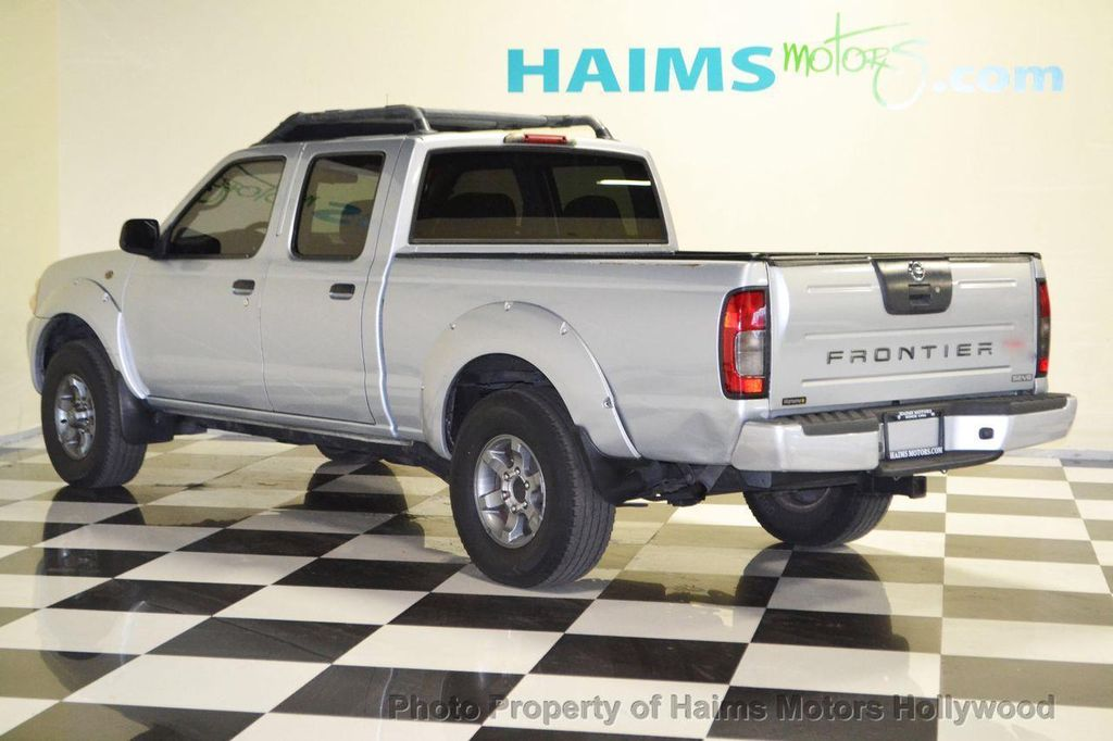 Great 2003 Nissan Frontier 2WD SE Crew Cab V6 Automatic Long Bed   13039823   4
