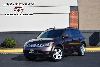 2003 Nissan Murano 4dr SL AWD V6 CVT Automatic w/o Options SUV