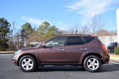 2003 Nissan Murano 4dr SL AWD V6 CVT Automatic w/o Options - Click to see full-size photo viewer