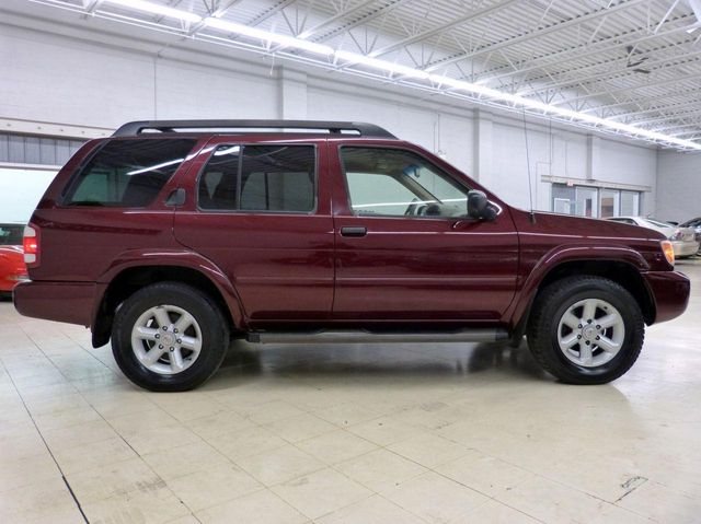 2003 used nissan pathfinder se 4wd automatic at luxury. Black Bedroom Furniture Sets. Home Design Ideas