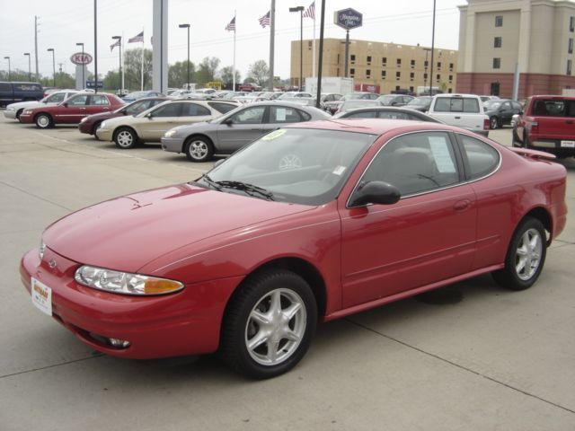 2003 Used Oldsmobile Alero Gl At Witham Auto Center