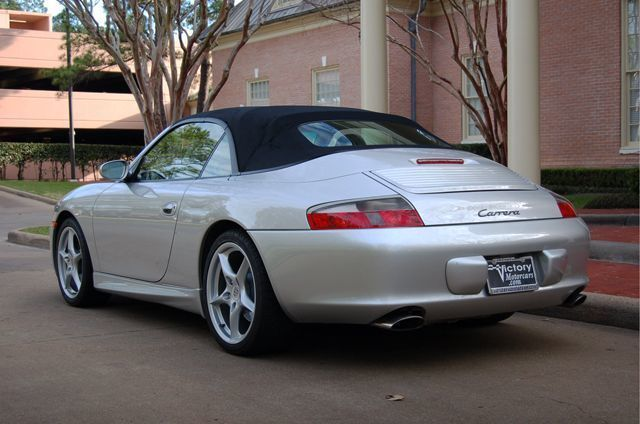2003 Used Porsche 911 Carrera At Victory Motorcars Serving