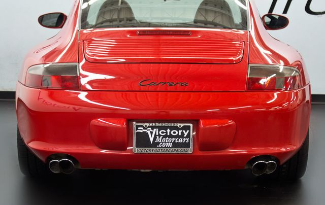 2003 Porsche 911 Carrera  - Click to see full-size photo viewer