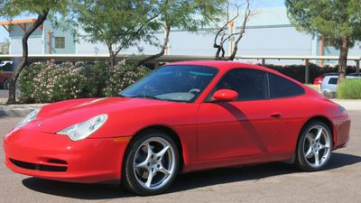 2003 Used Porsche 911 Carrera 2 Door Coupe 911 Carrera S Tiptronic Moonroof At Myrick Motors Serving Phoenix Az Iid 19453981