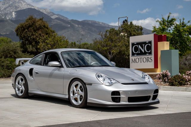 2003 Used Porsche 911 Carrera 2dr Carrera Gt2 Turbo 6 Speed Manual At Cnc Motors Inc Serving Upland Ca Iid 18814087